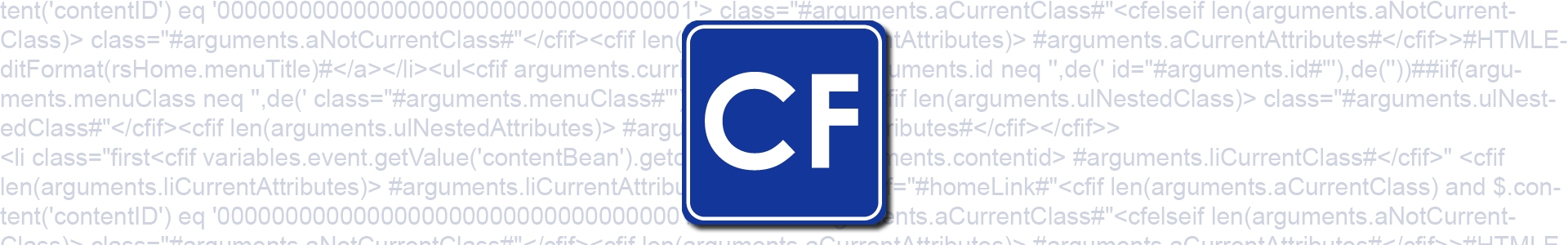 ColdFusion Development image
